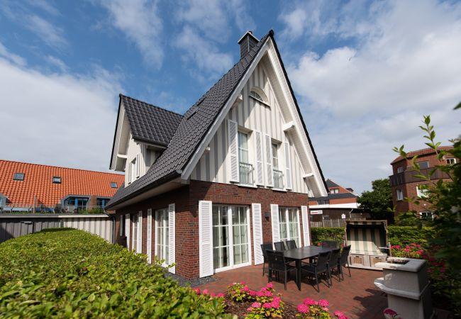 Ferienhaus in Wangerooge (Nordseebad) - Strandhafer, exklusives Ferienhaus mit Sauna