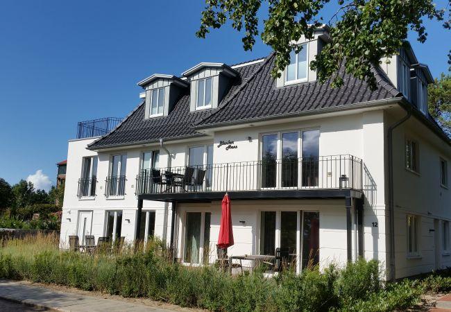 in Wangerooge (Nordseebad) - Blanker Hans 4, exklusive Wohnung mit Balkon