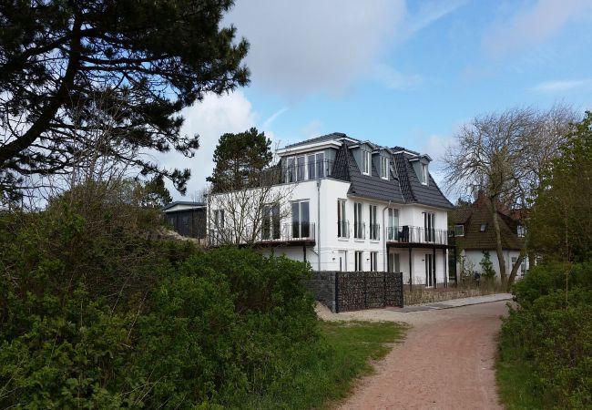 Ferienwohnung in Wangerooge (Nordseebad) - Blanker Hans 3, exklusive Wohnung mit Balkon
