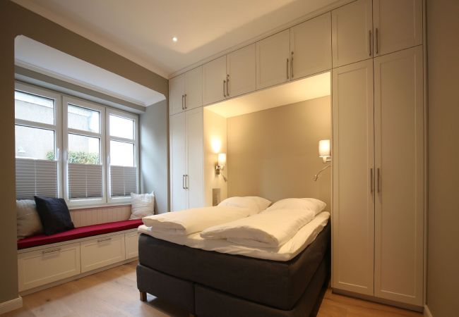 Ferienwohnung in Wangerooge (Nordseebad) - Charlotte Kleine, exklusive Wohnung mit Terrasse