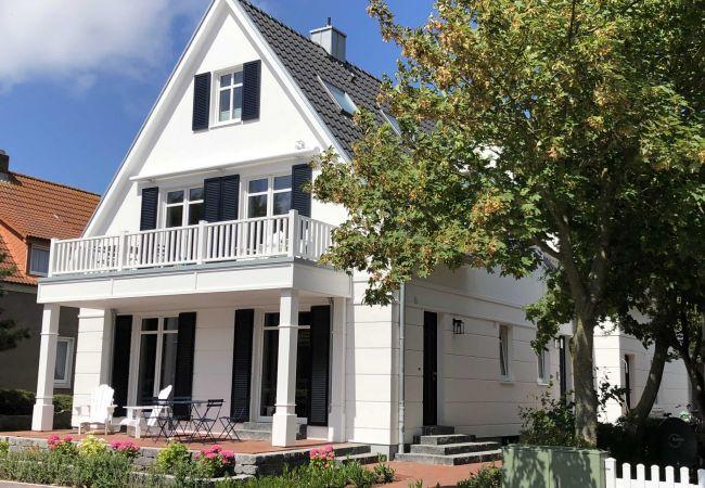 Ferienwohnung in Wangerooge (Nordseebad) - Charlotte Große, exklusive Wohnung mit Balkon