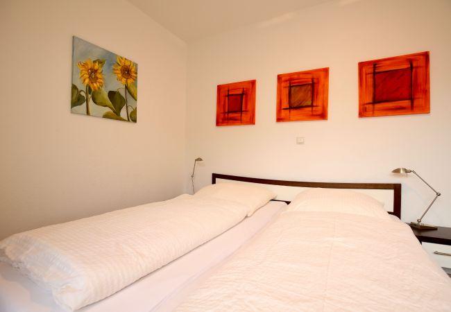 Ferienwohnung in Wangerooge (Nordseebad) - Villa Vivaldi 5, exklusive Wohnung mit Balkon