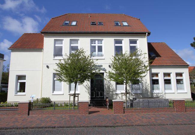 Ferienwohnung in Wangerooge (Nordseebad) - Feuerstein 1, exklusive Wohnung mit Terrasse