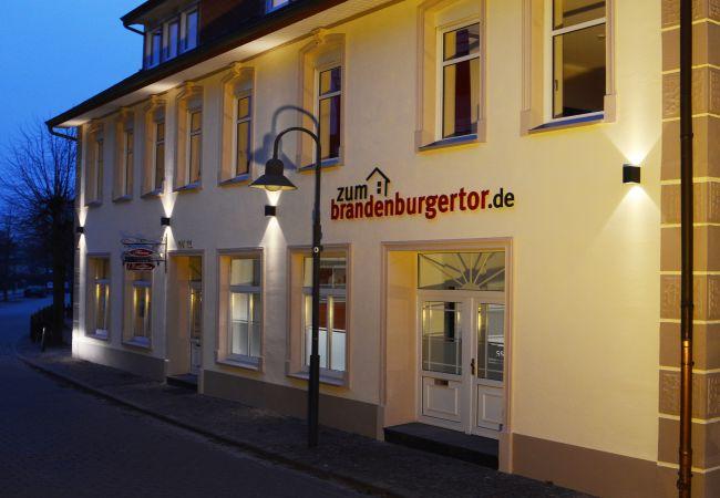 Ferienwohnung in Damme - Zum Brandenburger Tor 01 Boardinghaus