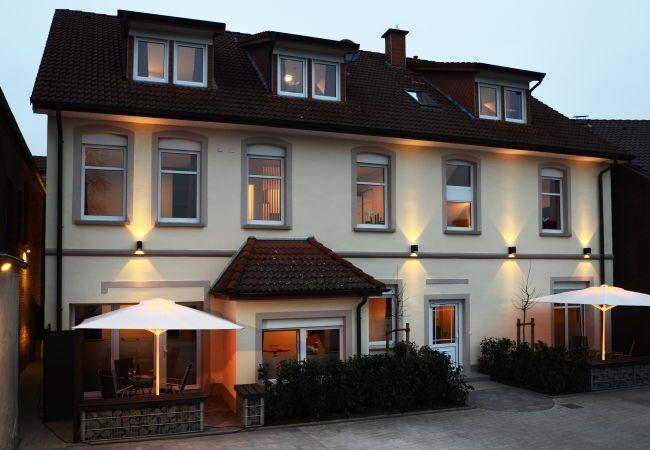 Ferienwohnung in Damme - Zum Brandenburger Tor 02 Boardinghaus