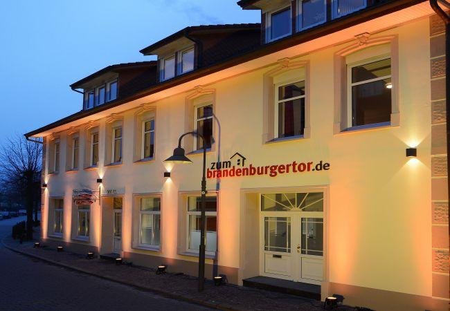 Ferienwohnung in Damme - Zum Brandenburger Tor 05 Boardinghaus