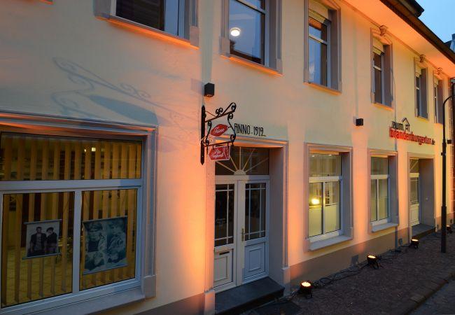 Ferienwohnung in Damme - Zum Brandenburger Tor 09 Boardinghaus
