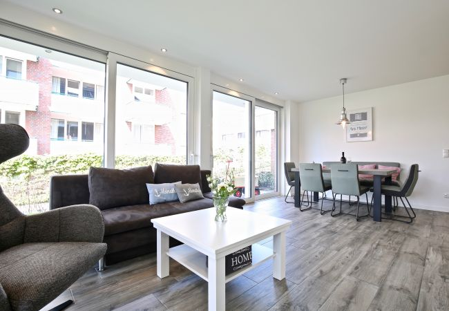 Ferienwohnung in Wangerooge (Nordseebad) - Haus Peterstraße, Wohnung 03