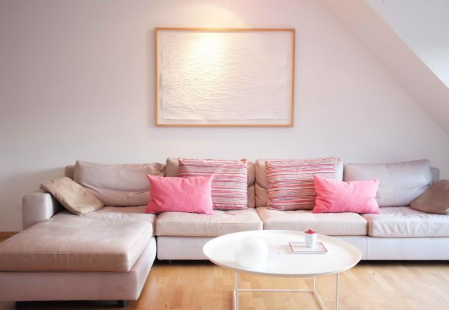Ferienwohnung in Wangerooge (Nordseebad) - Marilena, exklusive Wohnung mit Balkon