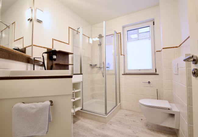 Ferienwohnung in Wangerooge (Nordseebad) - Villa Rossini 2, exklusive Wohnung mit Terrasse