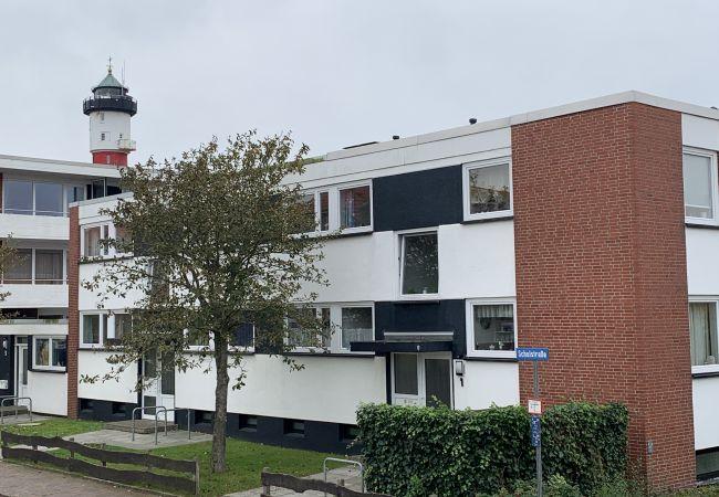 Ferienwohnung in Wangerooge (Nordseebad) - Haus am Alten Leuchtturm