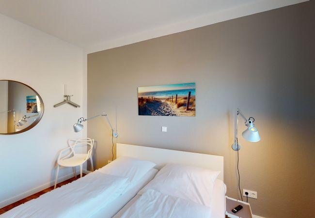 Ferienwohnung in Wangerooge (Nordseebad) - Seeblick Meeresbrise, exkl.Lage mit Meerblick