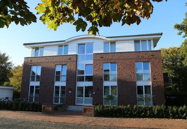 Ferienwohnung in Wangerooge (Nordseebad) - Oldenburg 03, exklusive Wohnung mit Balkon
