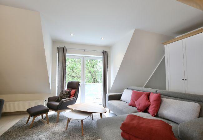 in Wangerooge (Nordseebad) - Parkoase 3, Maisonette Wohnung mit Balkon